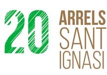 arrels logo_20anys