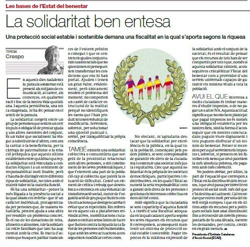 20141224_opi TCrespo_solidaritat-ben-entesa_el-perio