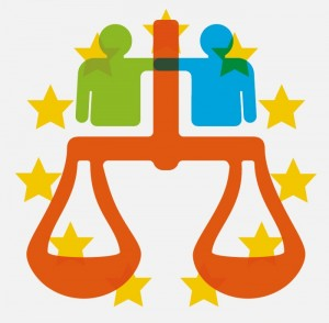 Logotip de la jornada d'execució penal