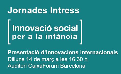 Jornada d'innovació social per a la infància
