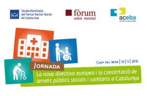 Jornada pels serveis públics socials i sanitaris, 10 de maig