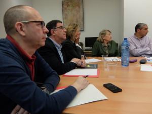 Comissió VIH/SIDA amb Jose Ramon Ruiz