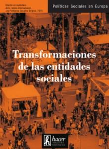 Llibre 'Transformaciones de las entidades sociales'