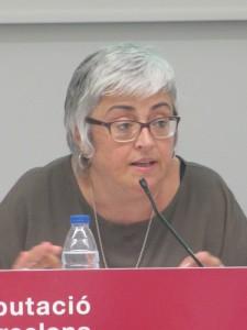 Rosa Balaguer, directora del Casal dels Infants