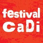 Logotip del festival Cadi per persones amb discapacitat intel·lectual