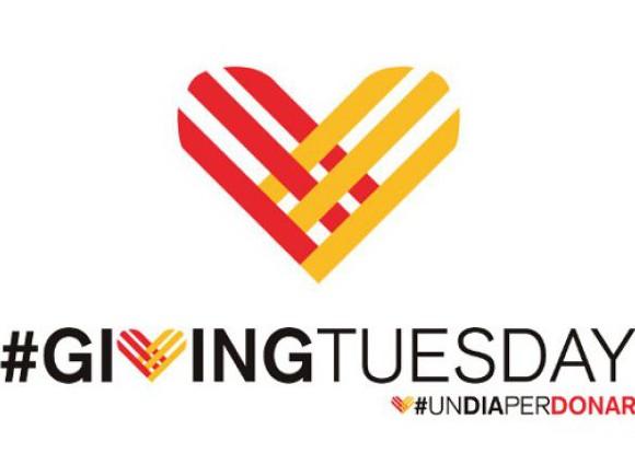 Les entitats d'ECAS se sumen al #GivingTuesday