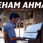 Concert de piano d'Aeham Ahmad