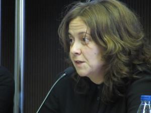 Anna Tomàs de la Fundació Els Tres Turons