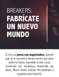 Programa Breakers: fabrícate un nuevo mundo