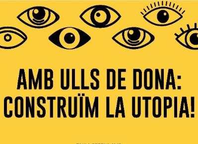 'Amb ulls de dona: Construïm la utopia!', taula rodona el 20 de febrer a Sant Boi amb la Fundació Marianao