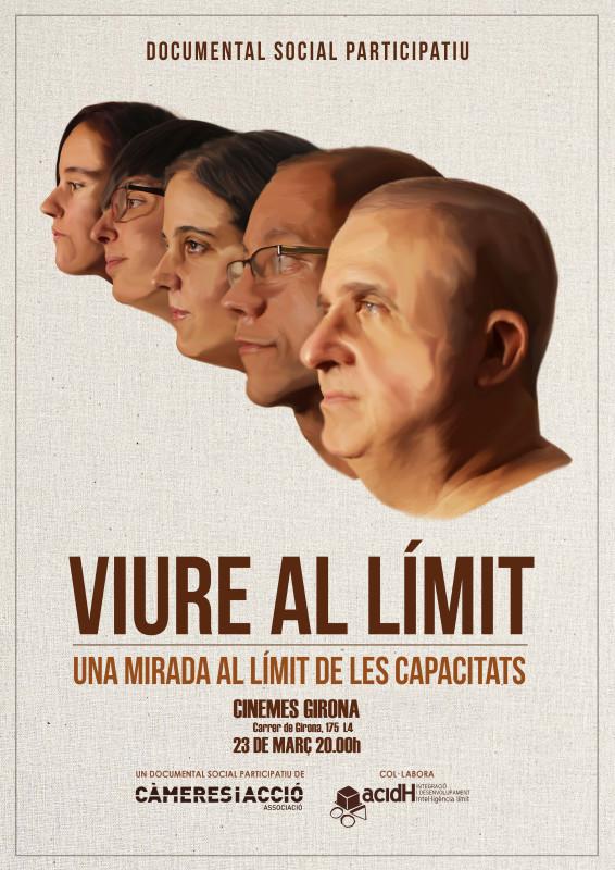 'Viure al límit', documental social amb la participació d'acidH, 23 de març