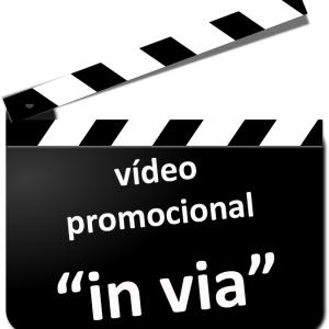 """Cartell vídeo promocional Associació """"in via"""""""