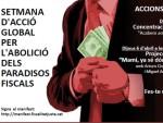 Setmana per l'abolició dels paradisos fiscals