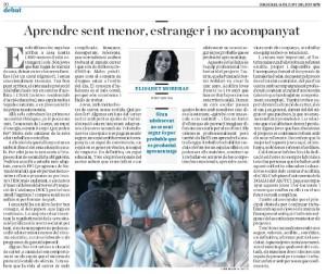 Article Elisabet Morera