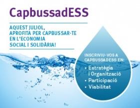 Càpsules formatives en Economia Social i Solidària, 18 i 20 de juliol