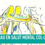 Cartell 4ª edició Postgrau en Salut Mental Col·lectiva