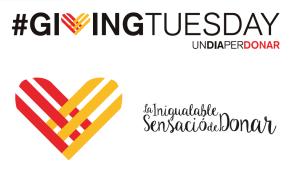 Logo Givng Tuesday Barcelona