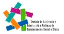 Logo Servei d'assistència i orientació a víctimes de discriminació ètnica o racial
