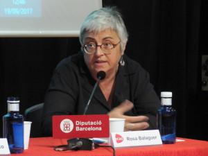Rosa Balaguer (Casal dels Infants, ECAS).