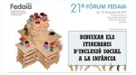 Cartell 21è Forum Fedaia