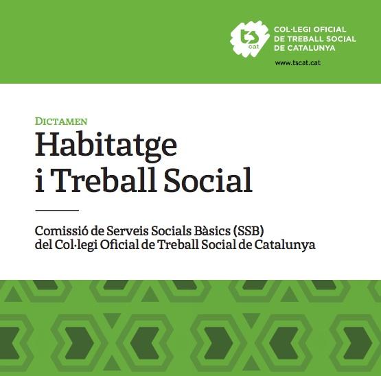 Les treballadores socials demanen ordenar i sistematitzar la intervenció en matèria d'habitatge