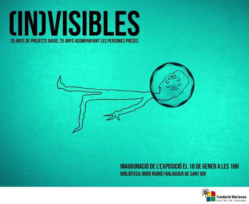 Inauguració de l'exposició '(IN)VISIBLES', 18 gener