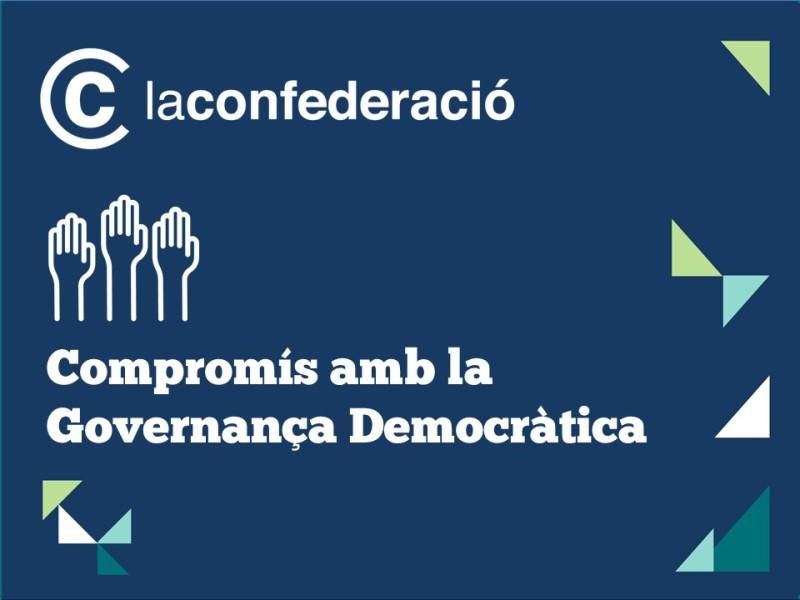 Nova convocatòria pel programa d'acompanyament a la millora de la governança democràtica