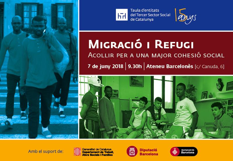 Jornada sobre migració i refugi, 7 de juny