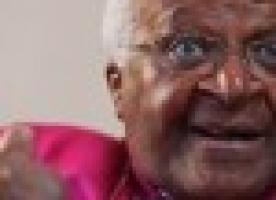 'Desigualtats i risc de violència', diàleg amb Desmond Tutu el 4 de juny al Palau Macaya