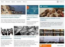 Nonprofit, nou portal Xarxanet en anglès