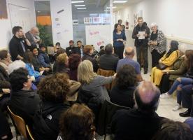 La Fundació Salut Alta inaugura l'espai A100