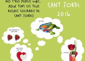 Sant Jordi 2016: activitats de les entitats d'ECAS