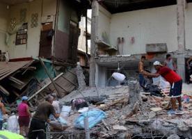 Adsis recull donatius per fer front a l'emergència de l'Equador