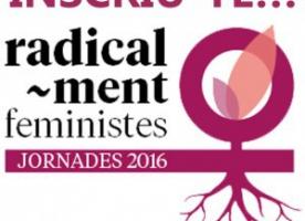 Jornades feministes 2016, del 3 al 5 de juny