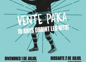 Marianao celebra els 10 anys del projecte Vente Pa'Ká