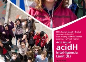 Conferència 'Educació per a tothom al llarg de tota la vida', d'acidH