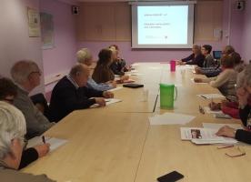 Presentació de l'INSOCAT al Consell Assessor de Gent Gran de Barcelona