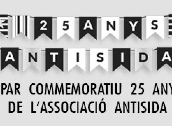 25è aniversari de l'Associació Antisida de Lleida
