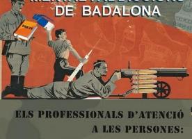 Jornada 'Els professionals d'atenció a les persones: 'A la trinxera de la crisi'