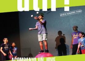 'Amics i circ', projecte de mentoria d'AFEV