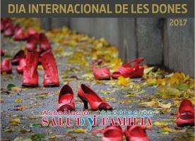 Les entitats es mobilitzen amb motiu del Dia Internacional de la Dona