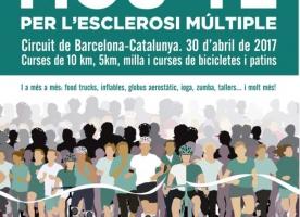 'Mou-te per l'esclerosi múltiple', 30 d'abril