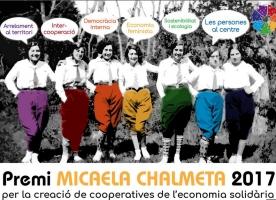 Premi Micaela Chalmeta 2017