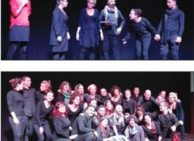 'Convivències interculturals', Teatre Fòrum Intercultural el 6 de maig