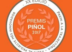 Premis Josep M. Piñol 2017 pel foment de l'ocupació