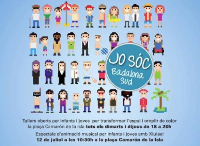 Escola Oberta d'estiu de Badalona Sud fins el 21 de juliol