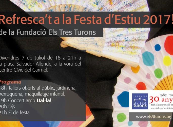 Festa d'Estiu d'Els Tres Turons, 7 de juliol
