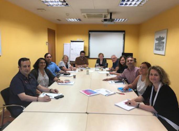 Conveni entre l'IMSS i Barcelona Activa per enfortir la coproducció del Programa Làbora