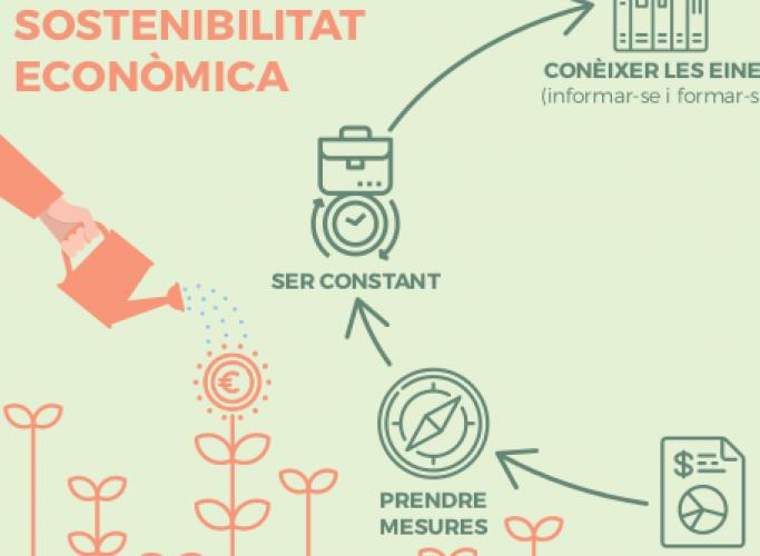 Nova Guia d'Assessorament TJ 'Com treballar la sostenibilitat econòmica d'una associació?'