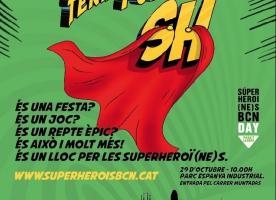 Tornen les Superheroï(ne)s del 23 de setembre al 29 d'octubre